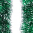 Christmas green tinsel. — Stock Photo #40775511