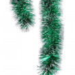 Christmas green tinsel. — Stock Photo #40775537