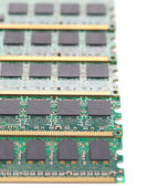Random Access Memory for servers. — Stock Photo