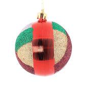 圣诞节装饰树. — 图库照片
