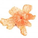 Fresh mandarin fruits — Stock Photo #41729161