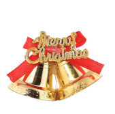 Christmas bells decoration — Stock Photo