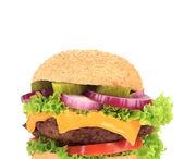 Gros hamburger — Photo
