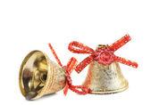 Christmas jingle bells — Stock Photo