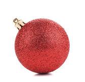 Perfect christmas ball — Zdjęcie stockowe
