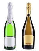 Bouteilles de champagne — Photo