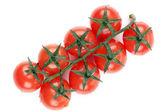 Tomatoes cherry — Stock Photo