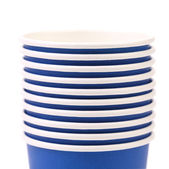 Paper coffee cup — Stock Photo