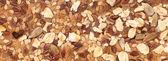 Galletas con semillas de sésamo — Foto de Stock