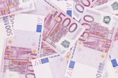 Five  hundred euro — Stock Photo