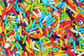 Sprinkles background. — Stock Photo
