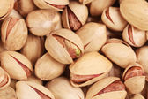 Pistachios background. — Stock Photo