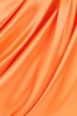 Series in orange fabric. — Stock Photo
