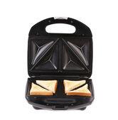 сандвич с хлебом. — Стоковое фото