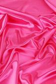 Pink silk drapery. — Stock Photo