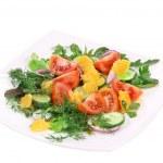 Fresh salad. — Stock Photo #45663081