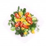 Fresh salad. — Stock Photo #45663099
