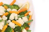 Cauliflower salad. — Stock Photo