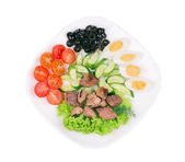 Tuna Salad. — Stock Photo