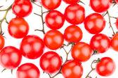 トマトのクローズ アップ。マクロ. — ストック写真
