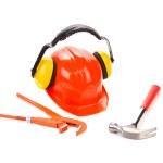Construction tools — Stock Photo #49068099