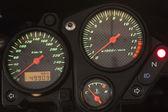 Motorcykel dashboard. — Stockfoto