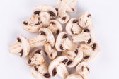 Champignon mushrooms. — Stock Photo