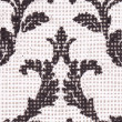 Black and white pattern embroidery — Stock Photo #49073969