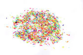 Colorful candy sprinkles — Stock Photo