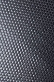 Comb of 3d metal net background — Stock Photo