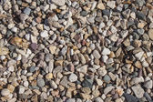 Structure from a motley sea pebble. — Stock Photo