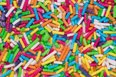 Colored sprinkles.  — Stock Photo