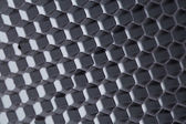 Honeycomb grid  — Stock Photo