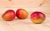 Delicious Mangoes — Stock Photo