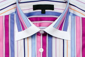 Colorful striped shirt — Stock Photo