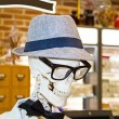 Stock Photo: Mannequin skeleton