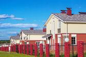 Hus på landet — Stockfoto