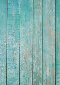 Shabby mint Wood Background — Stock Photo