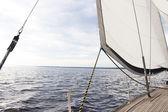 Yacht. Sailing. Yachting. Tourism. — Stock Photo