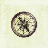 Antieke kompas — Stockfoto