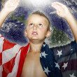 American Child — Stock Photo