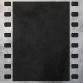 Grunge Black Wall Background — Stock Photo