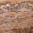 Stock Photo: Grunge brick wall background