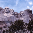 Mount Rushmore National Monument in South Dakota — Stock Photo