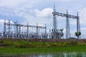 Elektrowni — Zdjęcie stockowe