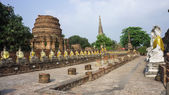 Old temple in thailand — Stockfoto
