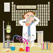 The Chemist — Stock Photo