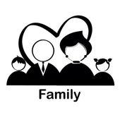 Family — Stock Vector