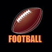 Fußball-Ikone — Stockvektor