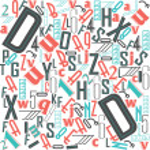 Alphabet background — Stock Vector #28549741